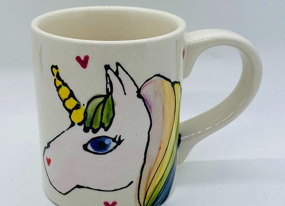 Childrens Personalised Mugs