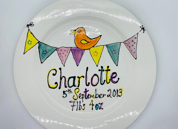 Commemorative Plates