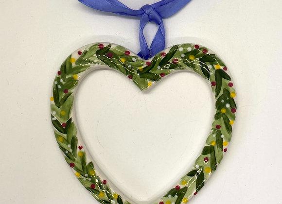 Hanging Heart Decoration