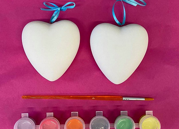 Heart Balloon Kit