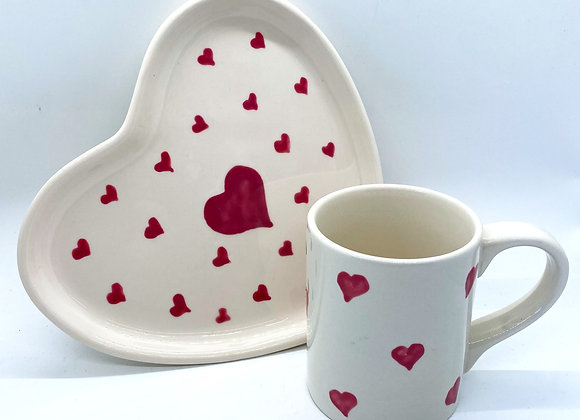 Plate & Mug Set