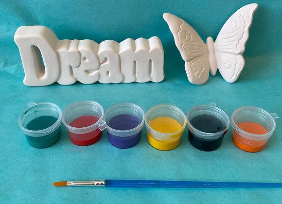 Dream & Butterfly
