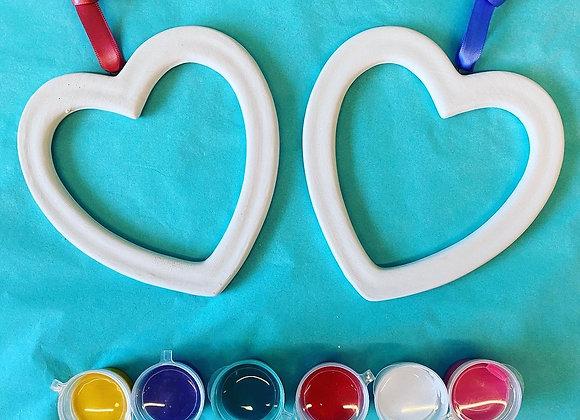 Hollow Heart Kit