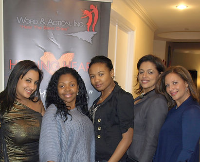 W&A Volunteers