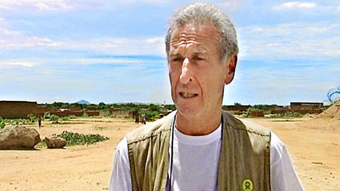 Roland van Hauwermeiren, Oxfam country director for Haiti, admitted using prostitutes after the disaster in Port-au-Prince