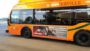 PT transit advertising - king