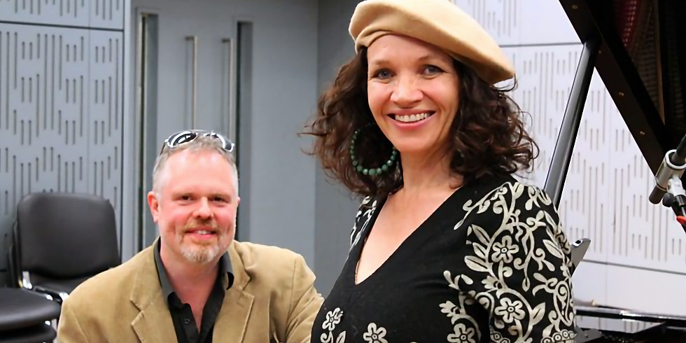 'Meet and Greet' Jacqui Dankworth and Charlie Wood - SOLD OUT