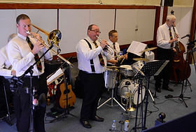 Pedigree Jazz Band