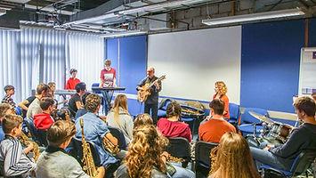 The Jazz Centre UK Workshop