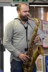 Josh Ison Saxophone