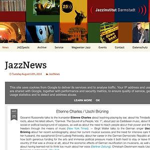 Jazz News Reference