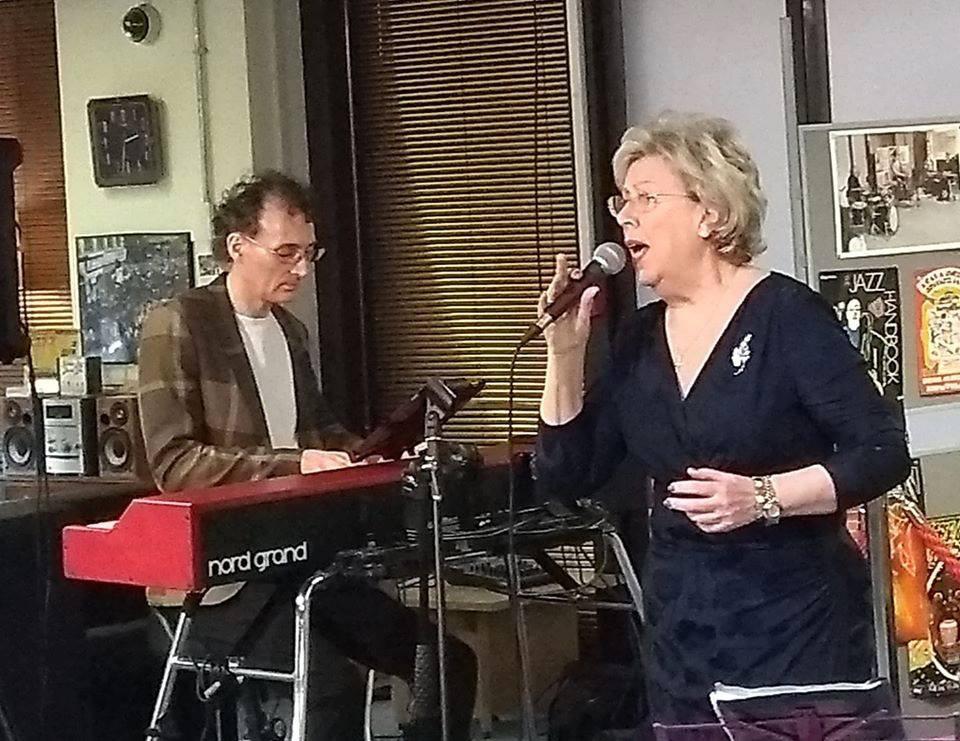 Carol Braithwaite and Tony Gooderham
