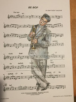 Dizzy Gillespie- Be Bop
