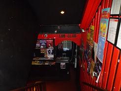 The 100 Club Entrance
