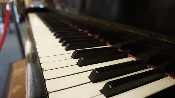 Sir John Dankworth Piano