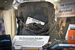 Ronnie Scott's Tote Bag - Gary Franklin