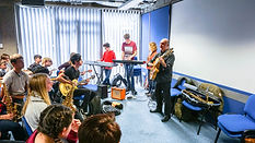 The Jazz Centre UK Workshop
