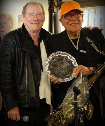 Digby Fairweather and Alan Skidmore Awar