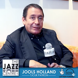 Jools Holland Supports The Jazz Centre U