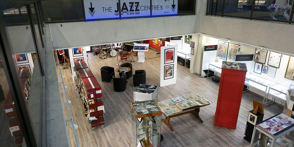 New Exhibits + Live Music Event | The Jazz Centre UK is Back!