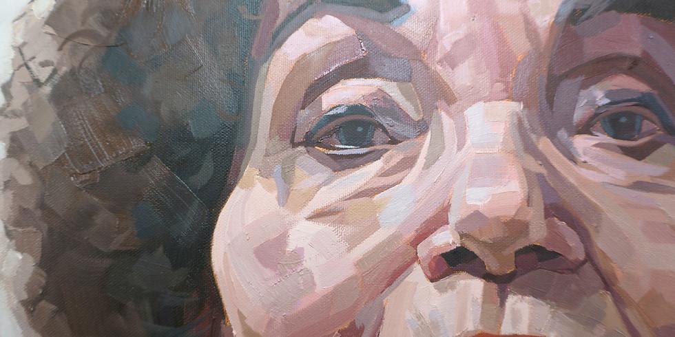 Unveiling Duncan Shoosmith's Dame Cleo Laine Portrait