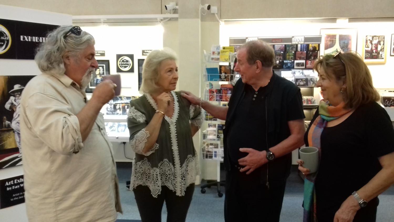 Steve Whittaker, Gwen Fairweather, Digby