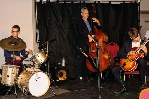Harrison Dolphin Trio at Village Green