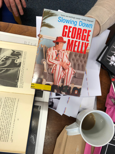 Jazz and fashion - George Melly