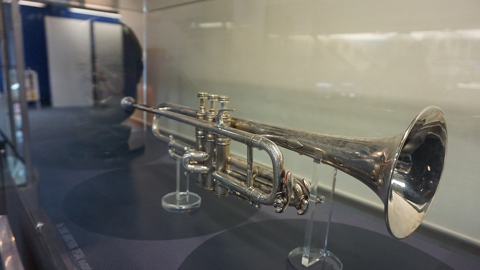 Louis Armstrong Special Trumpet