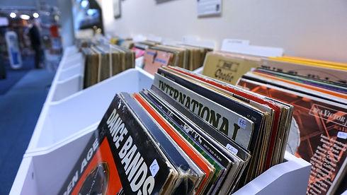 Record SHop Southend