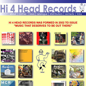Hi 4 Head Records reference