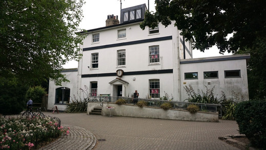 Chalkwell Park House