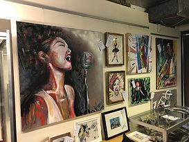 The Jazz Centre UK Art