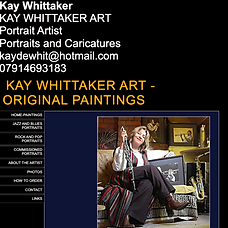 Kay Whittaker Website