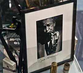 Spike Robinson Photograph - Gary Frankli