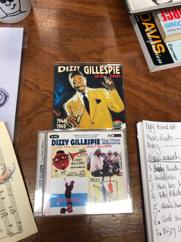 Jazz and Fashion - Dizzy Gillespi