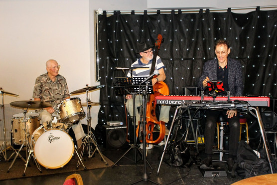 Glyn Morgan Trio at Village Green