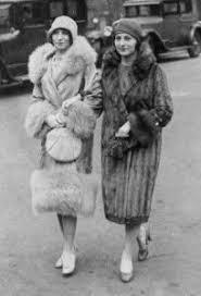 1920s womens coats