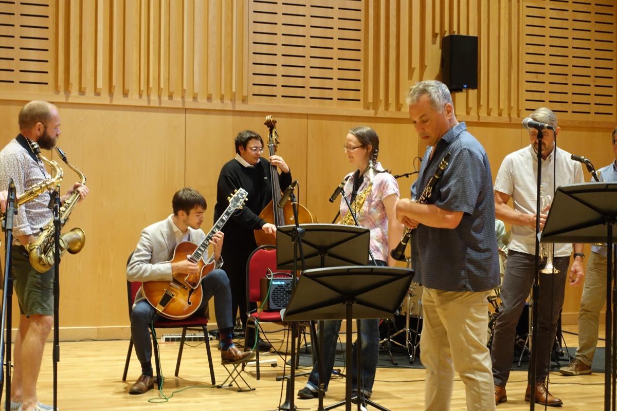 NLHF Jazz Jam Session