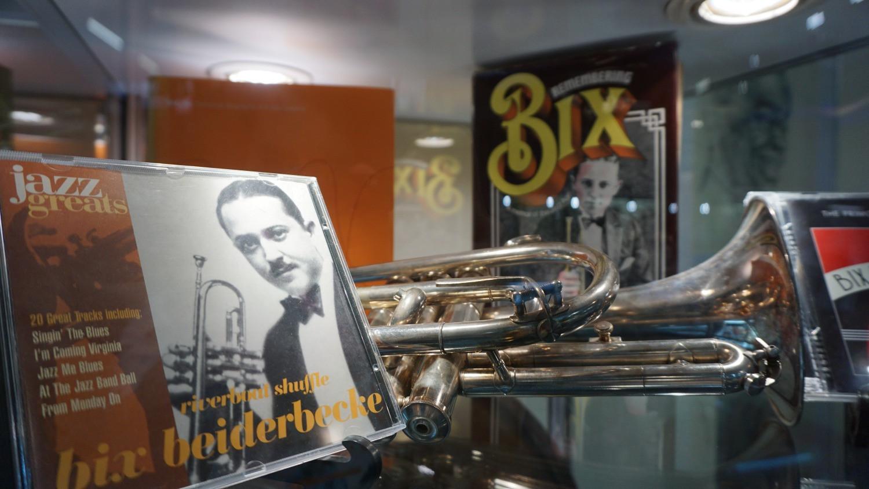 Bix Beiderbecke Memorabilia