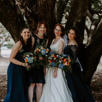 How to Choose Your Bridal Party: 5 Things to Consider