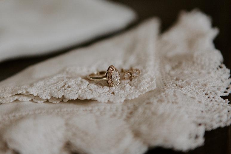 Bride accessories wedding ring