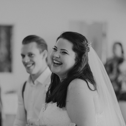 How to keep smiling naturally for your wedding photos