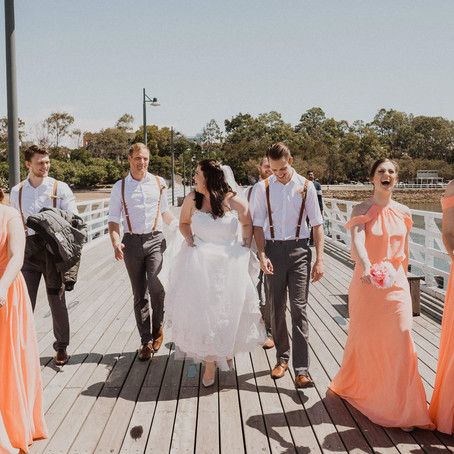 Choosing your wedding photographer: three things to consider