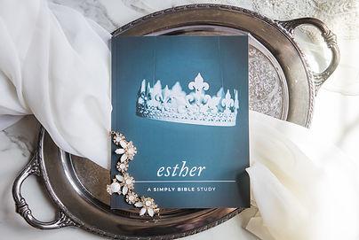 simply bible study book esther