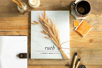 simply bible study book ruth