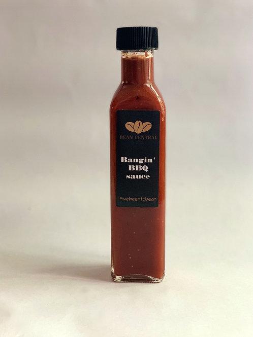 Bean Central Bangin' BBQ Sauce