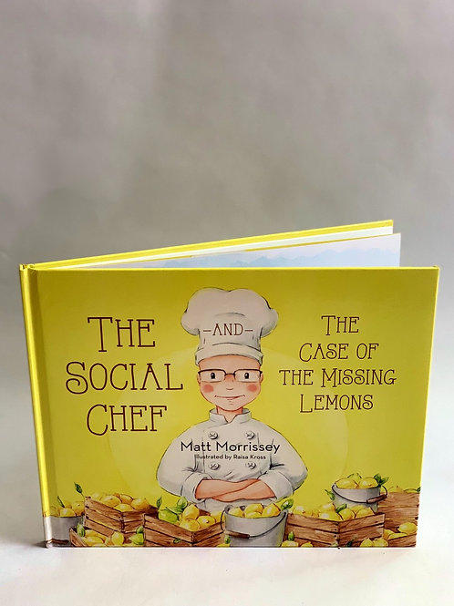 The Social Chef - The Case of the Missing Lemons