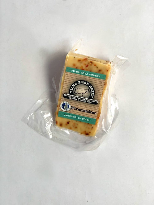 Tilba Real Dairy 'Firecracker' Cheese