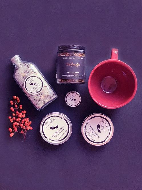 Conscious Body Bundle with Tea
